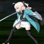 『Fate/Grand Order』、沖田さんを我がカルデアにお迎えしました